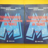 MANAGEMENTUL SECURITATII SI SANATATII IN MUNCA Alexandru Darabont 2 volume