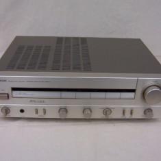 Amplificator Denon PMA 520A argintiu - Amplificator audio Denon, 41-80W