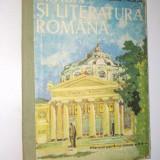 Limba si literatura Romana manual pentru clasa a XII -a, 1981 - Manual scolar, Clasa 12