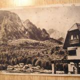 RC - BUSTENI 2 - Carte Postala Muntenia dupa 1918, Circulata, Fotografie