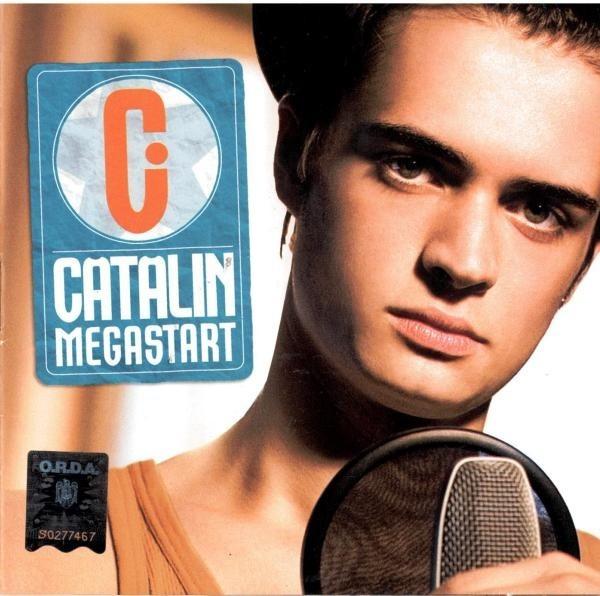 """Catalin Josan """"Megastart"""" - CD original, impecabil"""