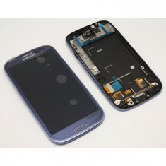 Display Samsung S3 albastru i9300 touchscreen lcd - Display LCD