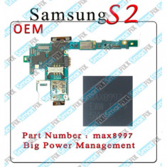 IC chip sursa power Samsung i9100 i9220 n7000 max8997