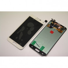 Display Samsung S5 ORIGINAL alb G900 G900F ecran lcd touchscreen - Display LCD
