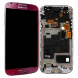 Display Samsung S4 mini i9195 Red La fleur touchscreen ecran lcd rama