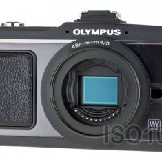 Micro 4/3 - 49mm inel inversor macro pentru Olympus Panasonic - Inel inversor obiectiv foto