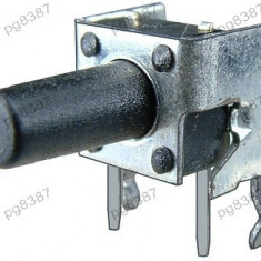 Push buton 6x6mm, inaltime 11mm - 124379