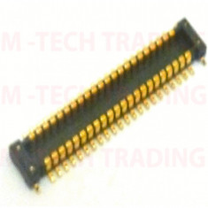 FPC conector pcb lcd Samsung S2 i9100 i9105 - Conector GSM