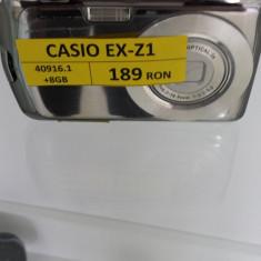 Aparat foto CASIO EX-Z1 - FARA ACCESORII + CARD 8 GB !!!! ( CTG ) - Aparat Foto compact Casio, Compact