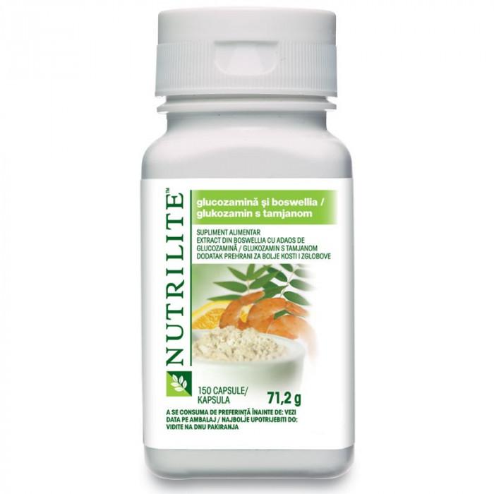 NUTRILITE™ Glucozamină şi Boswellia 150 capsule
