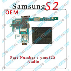 IC audio Samsung S2 i9100 i9200 YMU823