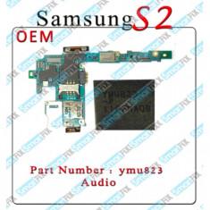 IC audio Samsung S2 i9100 i9200 YMU823 - Circuit integrat telefon mobil