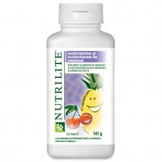 NUTRILITE™ Multivitamine şi multiminerale de mestecat