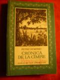 Petru Dumitriu - Cronica de la campie - Prima Editie , Ed. ESPLA