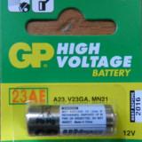 Baterie GP 23AE 12v 38mAh Ultra Alcalina Telecomanda Auto 23AE-2C5