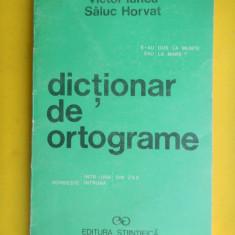 DICTIONAR DE ORTOGRAME Victor Iancu - DEX