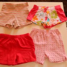 Set trei pantaloni scurti pentru fetite, marime 2-3 ani. COMANDA MINIMA 30 lei!, Culoare: Din imagine, Fete