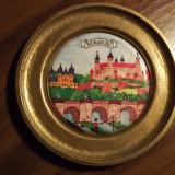 FARFURIOARA  ALAMA  DECOR - WURZBURG