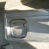Chiuveta inox de calitate superioara 80 x 50 cm SPANIA TEKA - Chiuveta bucatarie