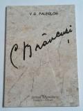 V.G.PALEOLOG - C.BRANCUSI ~ in limba franceza, romana si engleza ~, Alta editura