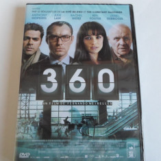 Film Anthony Hopkins - 360 (NOU) - Film drama, DVD, Franceza