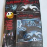 Supernatural Activity - film comedie / parodie (NOU), DVD, Franceza
