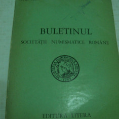 BULETINUL SOCIETATII NUMISMATICE ROMANE 1948-1972