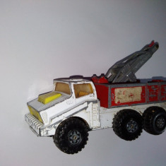 Macheta Matchbox Battle Kings - Recovery Vechicle K14 - K110 - Macheta auto
