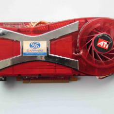 Placa Video Sapphire Radeon X1950XTX 512MB GDDR4 256biti PCI Express - DEFECTA - Placa video PC Sapphire, AMD