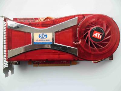 Placa Video Sapphire Radeon X1950XTX 512MB GDDR4 256biti PCI Express - DEFECTA foto