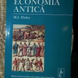M. I. Finley ECONOMIA ANTICA - Istorie