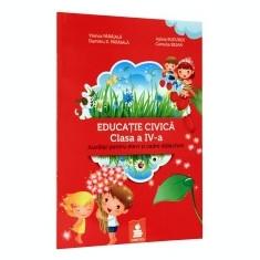 Educatie civica-Clasa a IV-a - Carte Biologie
