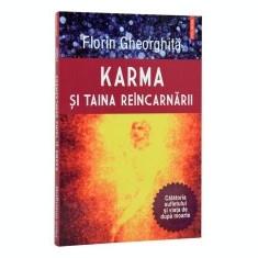 Karma si taina reincarnarii - Carte Hobby Paranormal