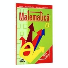 Matematica. Culegere pentru clasa a VIII-a