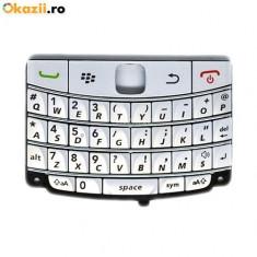 Tastatura keypad BlackBerry 9700 9780 white - Tastatura telefon mobil