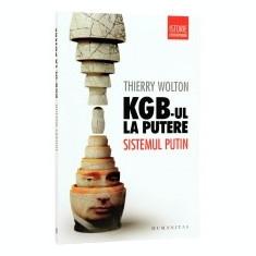 KGB-ul la putere. Sistemul Putin - Carte Biologie