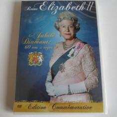 Film de colectie: REGINA ELISABETA A II-A - (Nou, Sigilat) - Film Colectie, DVD, Engleza