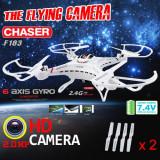 DRONA CU ZBOR 4D,CAMERA FOTO/VIDEO HD,TELECOMANDA,6 AXE,TEHNOLOGIE 2,4GHZ,