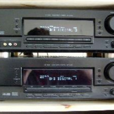 Amplituner jvc rx 5060 - Amplificator audio JVC, 41-80W