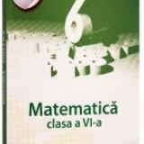 Matematica clasa 6 Partea I Clubul matematicienilor Esential - Culegere Matematica