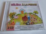 MUZICA PT COPII: SELENA A LA FERME - FRANCEZA (2 CD-URI) (NOU)