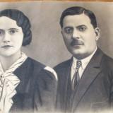 Portrete in carbune realizate in Transilvania in anul 1930? de catre pictor fotograf Jakner A - Pictor roman