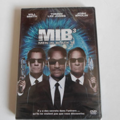 Film MEN IN BLACK 3 - Nou, Sigilat - Film comedie, DVD, Engleza