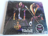 MUZICA Hip-Hop: ROAD TO THE THRONE: JAY-Z, KANYE WEST  (NOU), CD