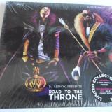 MUZICA Hip-Hop: ROAD TO THE THRONE: JAY-Z, KANYE WEST (NOU), CD