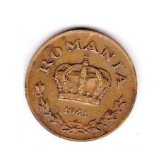 3) Mihai I. 1 LEU 1941 - Moneda Romania