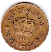 3) Mihai I. 1 LEU 1941