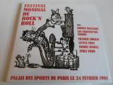 Cumpara ieftin FESTIVAL MONDIAL DE ROCK-N-ROLL 1961 + AUTOGRAF JOHNNY HALLYDAY  (NOU), CD