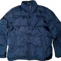 Geaca Tommy Hilfiger iarna - barbati XL-100% AUTENTIC - Geaca barbati, Culoare: Negru