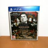 Joc PS4 - Sleeping Dogs: Definitive Edition Limited Edition, de colectie, sigilat - Jocuri PS4, Shooting, 18+